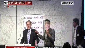 Video: Twiggy Palmcock and Michael Higgins-Beaumont congratulate MartinFeguson