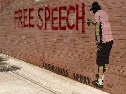 free speech conditions