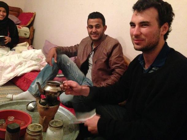 tunisa audreys family