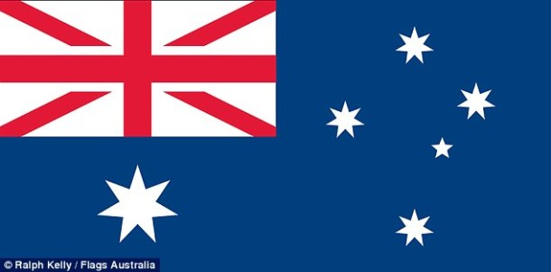 Aus flag no scotland