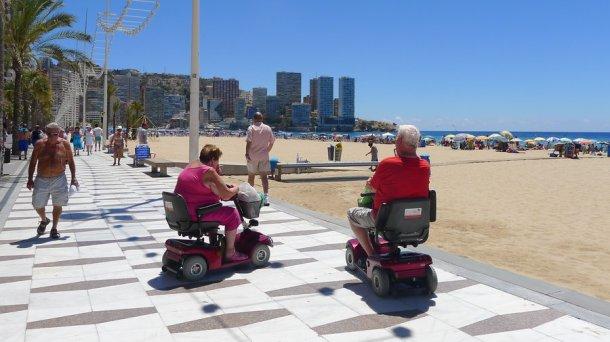 english retirees