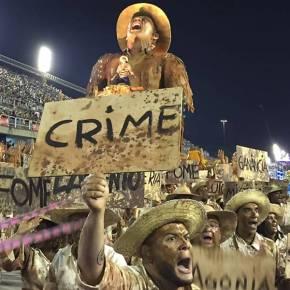 Carnaval under Temer, the TropicalTrump